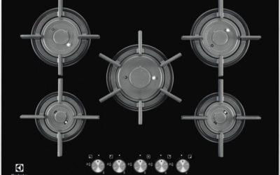 Piano cottura in vetro