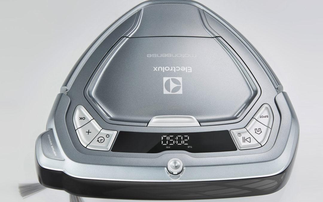 Robot Aspirapolvere Electrolux – Modello ERV5210TG